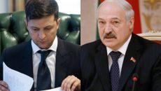 Зеленский и Лукашенко договорились обменяться визитами