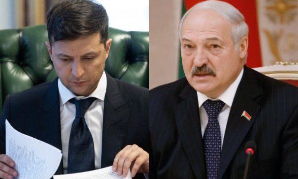 Зеленский просил у Минска поддержки, - Лукашенко
