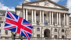 Банк Англии сообщил об оттоке $5 млрд