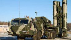 Турция приобретала российские системы ПВО С-400