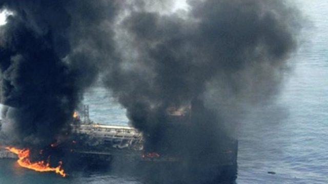 В турецком порту взорвался итальянский танкер