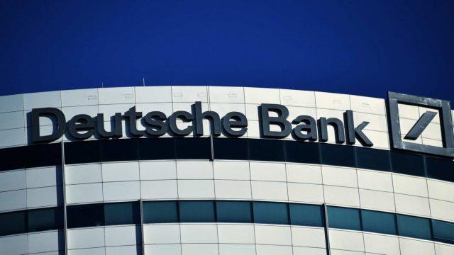 Deutsche Bank оштрафовали из-за схем РФ