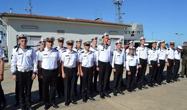 Украинские моряки прибыли в Турцию
