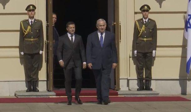 Украина подписала ряд соглашений с Израилем
