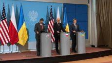 Украина, Польша и США подписали газовый меморандум
