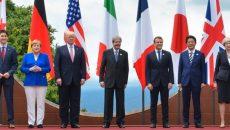 Во французском Биаррице открывается трехдневный саммит Большой семерки