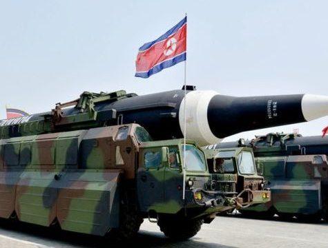 Пентагон считает, что КНДР запустил ракету с