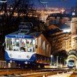 Киевский фуникулер возобновит работу 22 августа