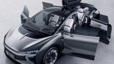Стартап Human Horizons представил умный электромобиль-трансформер