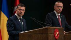 Украина и Турция обсуждают возможность введения свободной торговли, - Зеленский