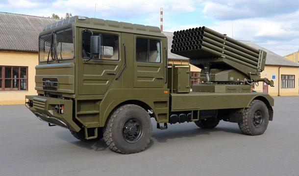 В Украине испытали новый ракетный комплекс