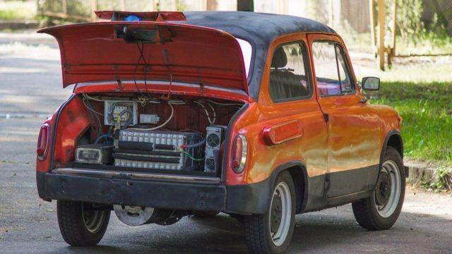 Кабмин предложит Раде поддержать использование электромобилей в Украине