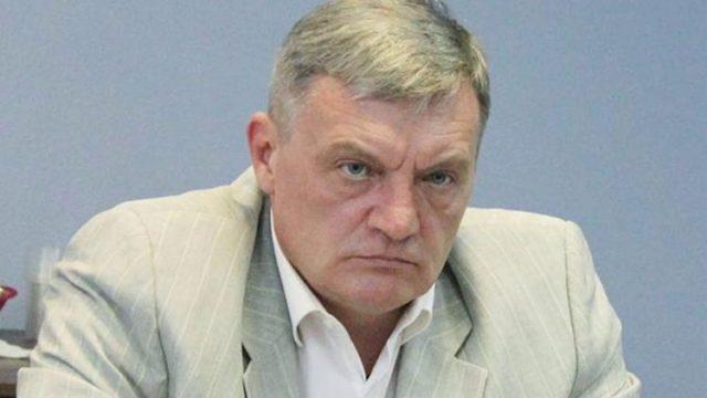 Грымчака перевели в Лукьяновское СИЗО