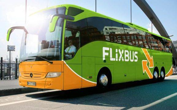 FlixBus запустил первый маршрут из Украины в Европу