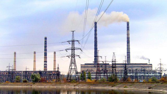 Ужесточение ценовых ограничений на рынке электроэнергии приведет к остановке Славянской ТЭС, - руководство