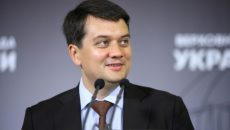 Разумков рассказал, какие вопросы рассмотрят на внеочередном заседании