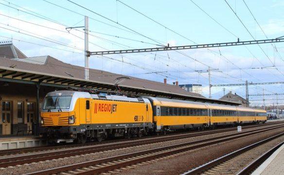 Чешский RegioJet намерен запустить прямое ж/д сообщение с Украиной