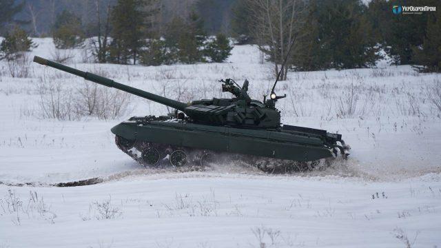 ЛБТЗ наладил серийную модернизацию танков Т-64 образца 2017 года