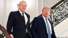 Трамп обещает Лондону грандиозное торговое соглашение