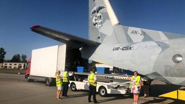 НП тестирует услугу авиадоставки