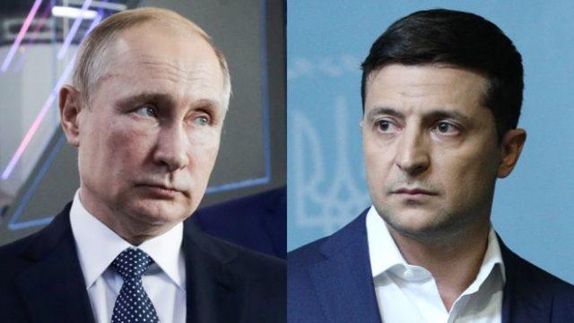 Зеленский готовится к встрече с Путиным