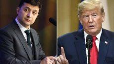 В Конгрессе требуют стенограмму разговора Трампа с Зеленским