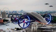 Стартап Vehicle Redesign анонсировал электрическое аэротакси