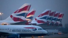 Пилоты British Airways начали 48-часовую забастовку