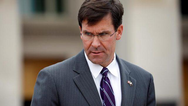 США прорабатывают реакцию на атаки в Саудовской Аравии, - глава Пентагона