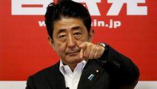 Премьер-министр Японии заявил о желании встретиться с Ким Чен Ыном