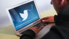 В работе Twitter произошел сбой