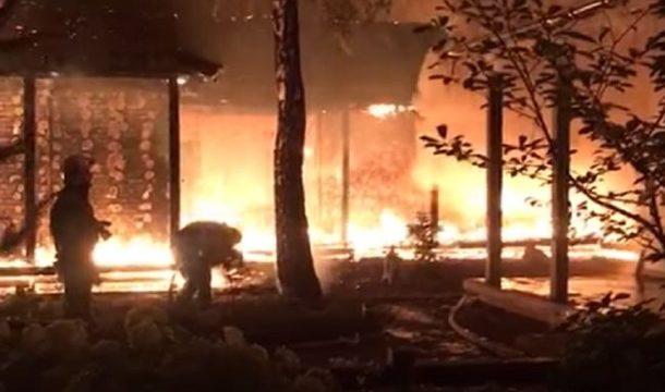 СБУ займется поджогом дома Гонтаревой