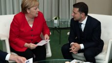 Меркель считает, что необходимо увеличить инвестиции в ГТС Украины