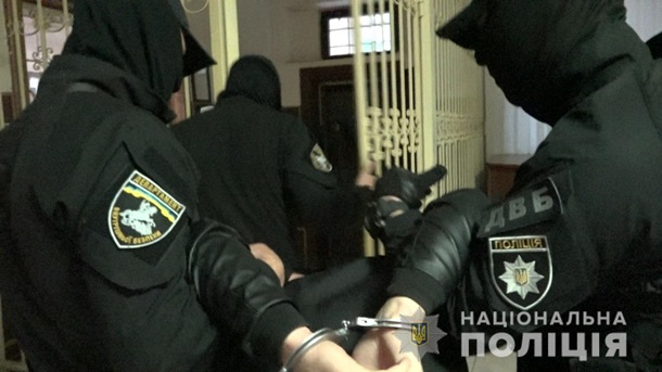 Нацполиция завершила масштабную спецоперацию в Ужгороде