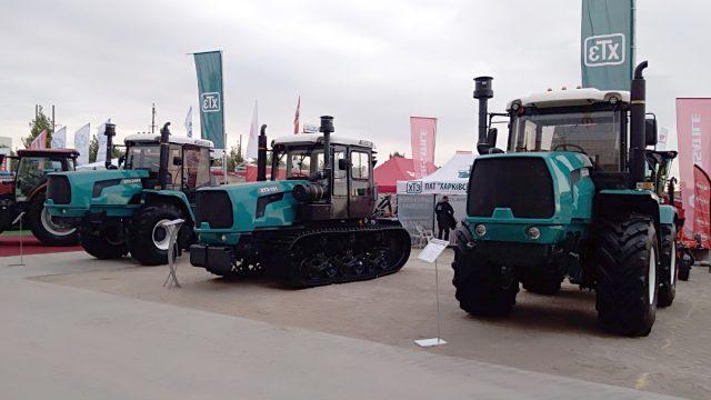 Харьковский тракторный завод Ярославского выпустил обновленную линейку тракторов
