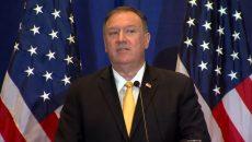 Помпео выступил в поддержку требований участников протеста в Ираке