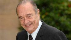 В Париже в воскресенье будут прощаться с Жаком Шираком