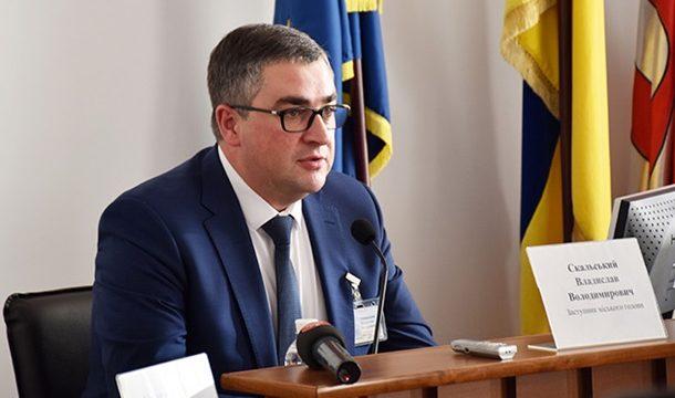 Президент представил нового мэра Винничины