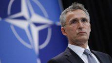 Генсек НАТО Столтенберг выступит в Верховной Раде