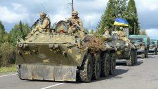В Украине начались стратегические командно-штабные учения