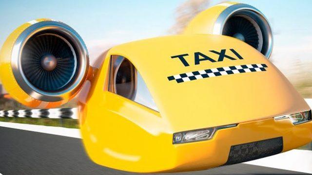 Британский стартап разрабатывает элитное воздушное такси