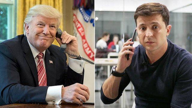 Трамп не хотел звонить Зеленскому, - СМИ
