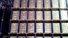 Въездные стеллажи: оптимальное решение для однотипной продукции