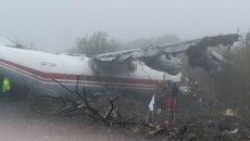 Ан-12 совершил аварийную посадку