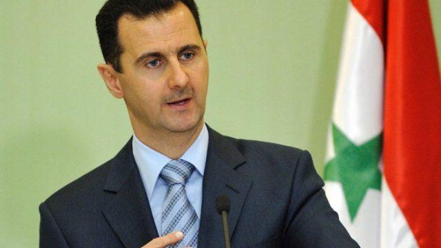 Асад обвинил Эрдогана в