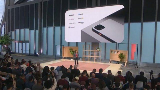Google презентовал новую модель своего смартфона