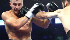 Гвоздик проиграл бой за титулы WBC и IBF