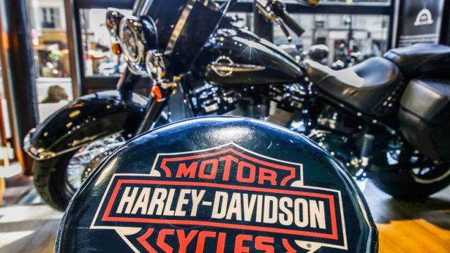 Harley-Davidson завершил II квартал с убытком