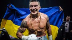 Усик дебютировал в супертяжелом весе с победы