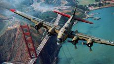 В США разбился бомбардировщик B-17 времен Второй мировой войны